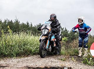 Enduro Maedels Erlebnis Training Tina Meier | BMW KTM Yamaha | Driving Area Wesendorf