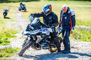 Driving Area Offroad Enduro Erlebnis Training BMW, KTM, Yamaha