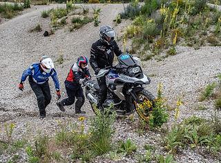 Enduro 1-Tages Erlebnis Training | BMW KTM Yamaha | Driving Area