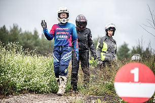 Mädels Enduro Girls only Driving Area Ti