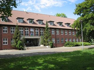 StabsgebäudeHammerstein Park Wesendorf
