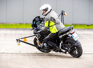 Wingbikes BMW R1250GS F900R Driving Area