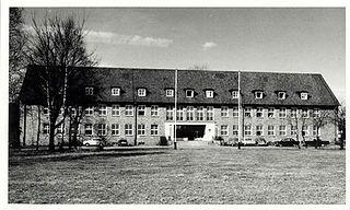wsd Stabsgebäude (1966) Hammerstein Park Wesendorf