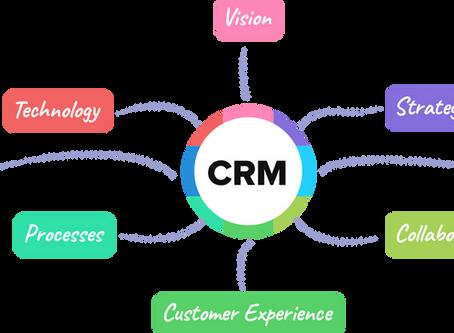 4 razões pelas quais as empresas escolhem o CRM em vez das ferramentas tradicionais de marketing