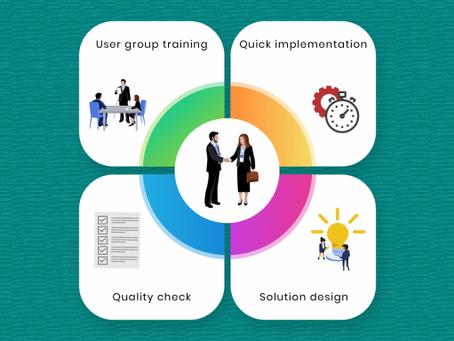 Como selecionar um parceiro de implementação de CRM