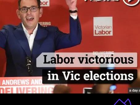 پیروزی قاطع حزب کارگر در انتخابات ایالت ویکتوریای استرالیا