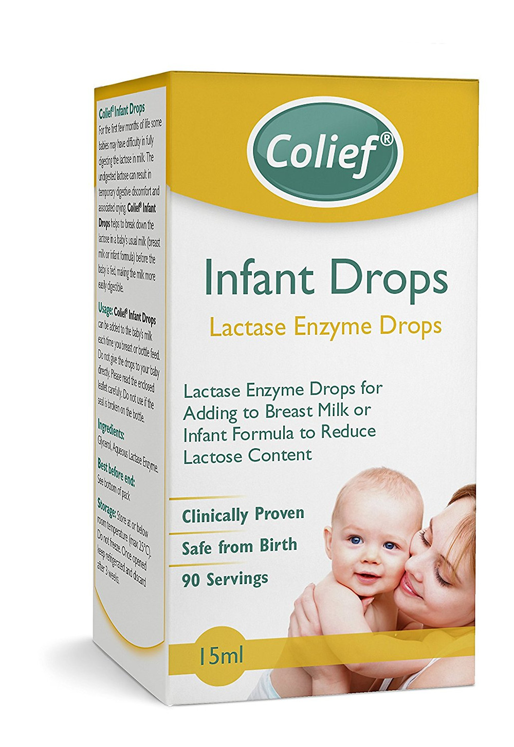 Baby and colic