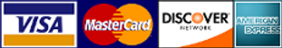J&J Heating and Cooling in Tennessee and Alabama accepts all major credit cards