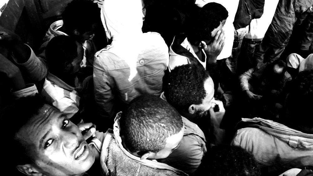SHOOTINGABU SALIM- Il prezzo della libertà, Libia/2014, Tripoli, Antonio Martino regista documentarista