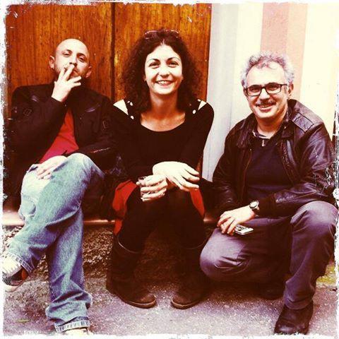 Bo Film Founders (Antonio Martino-Serena Gramizzi-Umberto Saraceni