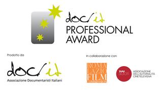 Annunciati i 20 finalisti della VII edizione del Doc/it Professional Award
