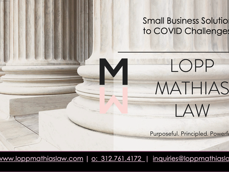 Small Business Solutions to COVID Challenges