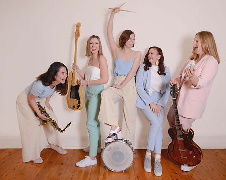 Cover Girls | Band for Hire Sydney NSW Australia