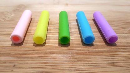 6mm silicone tips