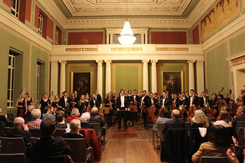 Konzert Halle
