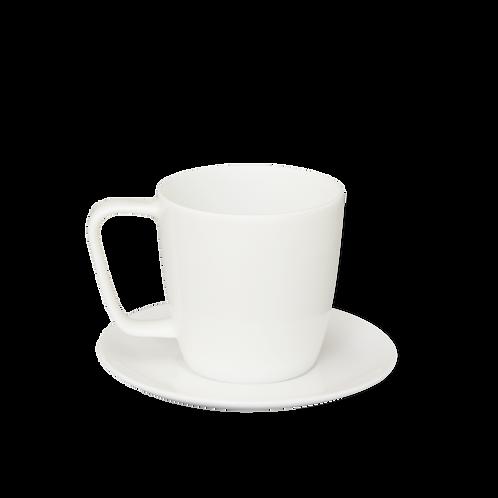 Kaffekop med skål 25 cl / Coffee cup with saucer 25 cl