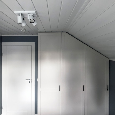 Garderobeskap, Oslo