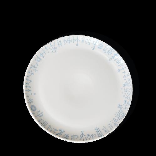 Tallerken 22 cm / Plate 22 cm