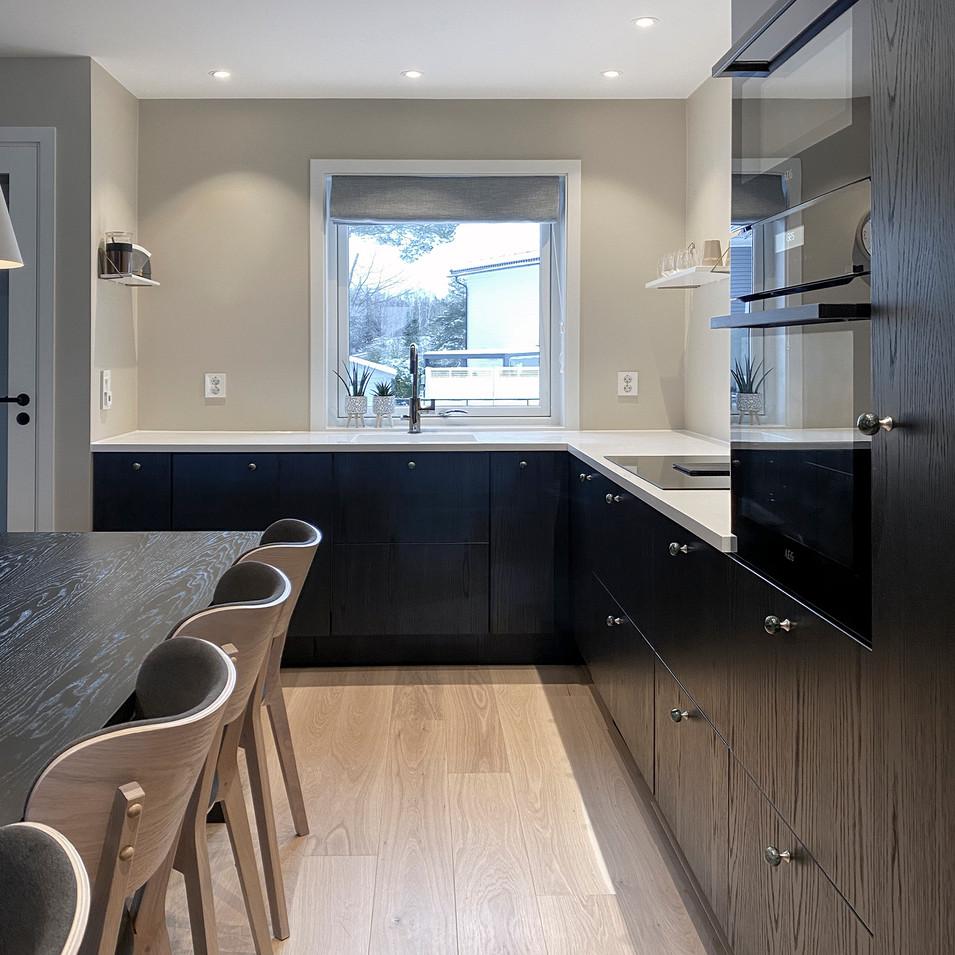 Kjøkken, Lillestrøm