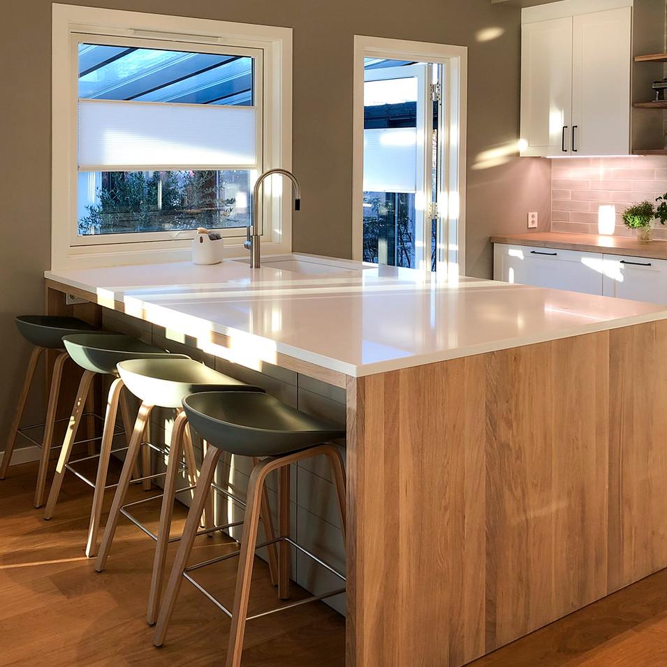 Kjøkken, Snarøya