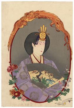 #3052 The Meiji Empress