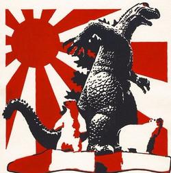 #3063 Godzilla and Polar Bears