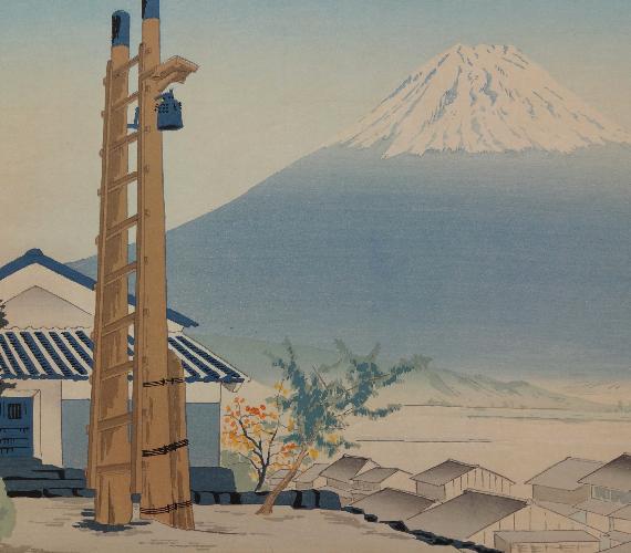 #3017 Fuji from Iwabuchi