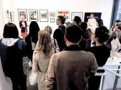 Curator's talk: Waves of Prints - an introduction