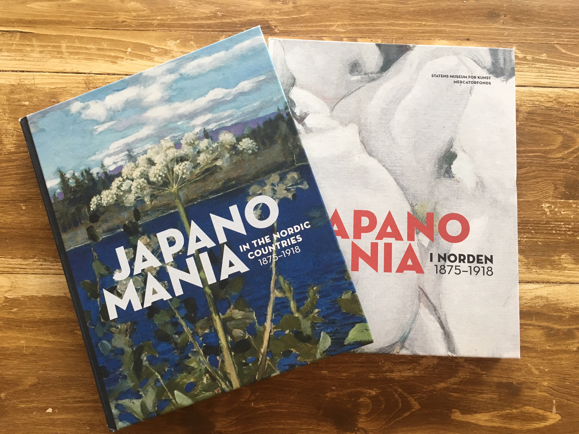 Japanomania in the Nordic Countries