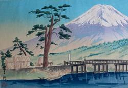 #3042 Summer (Four Seasons of Fuji)
