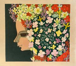 #4012 Flower girl