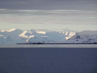 Petit panorama de Longyearbyen