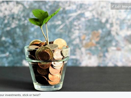 Coronavirus infecting your financial thinking?