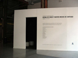 Bienal de Video de Santiago