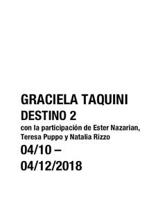 Graciela Taquini