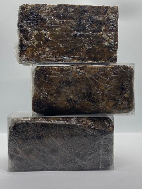 1/2 LB Black Soap