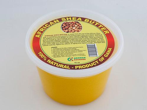 Raw African Shea Butter 16oz