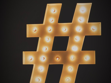 Hashtags and healthcare marketing