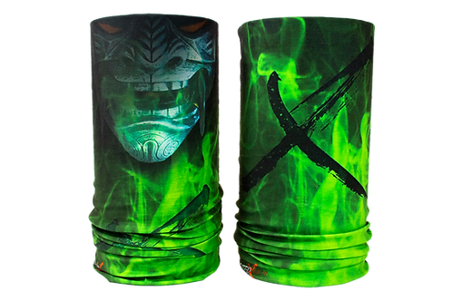 Oni X Demon Gaiter Face Mask Bandanna