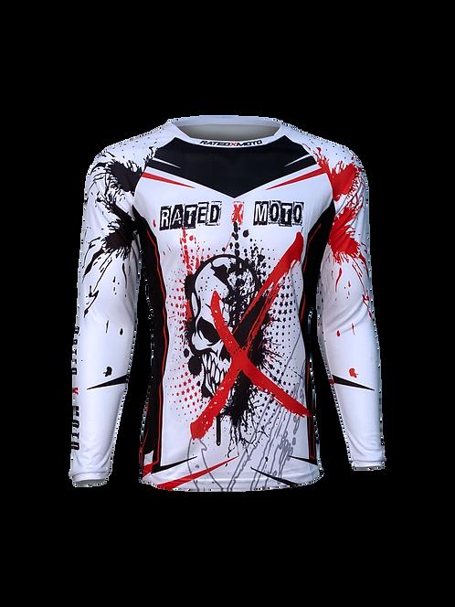Xtreme Skull Motocross Jersey