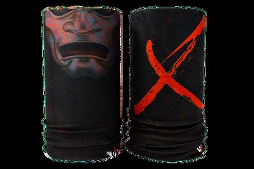 Samurai X Gaiter Face Mask Bandanna