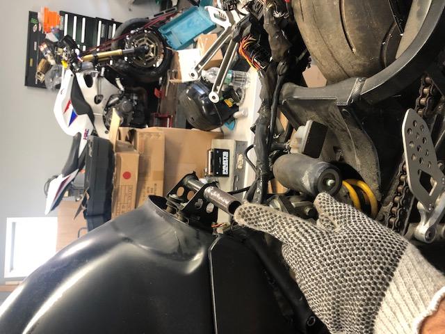 Fab Begins on custom bike build