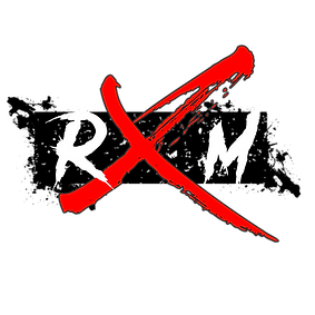 Motorcycle Gear RXM Logo