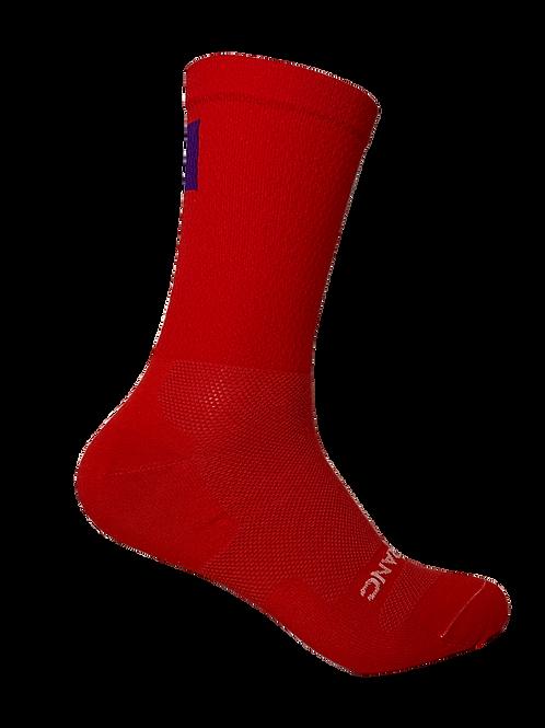 Everyday Sock - Red
