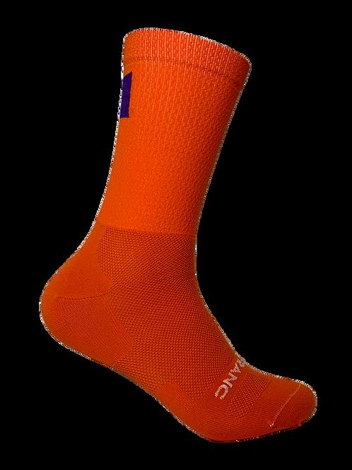Everyday Sock - Orange