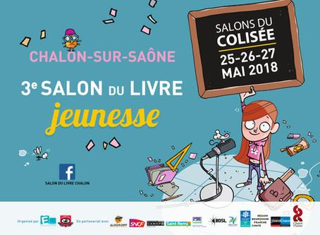 Venez nous rencontrer à Chalon-sur-Saône !
