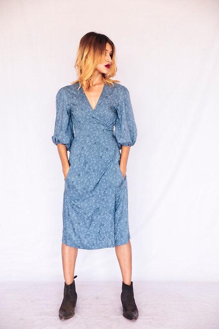 Chaadar Dress Short