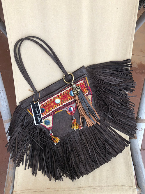 Four Fringe Bag