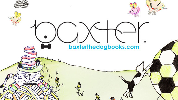 Baxter The Dog Books is a series of children's books created for kids and kids-at-heart, starring Baxter The Dog. Written and illustrated by Jennifer Hart.