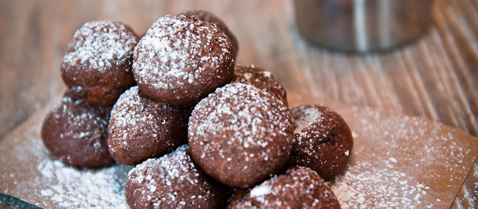Chocolate Zeppole